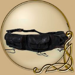 LARP 4 Pocket Belt